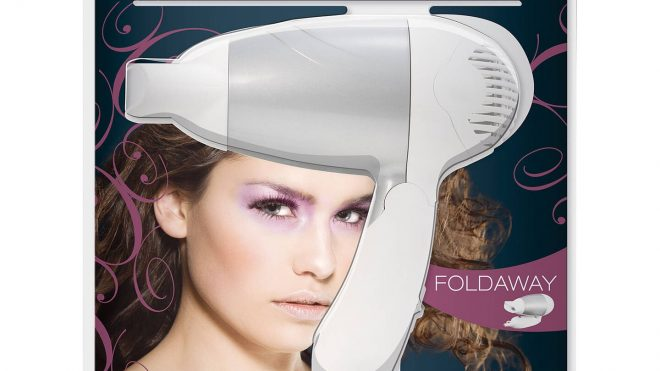 Go Travel Hairdryer
