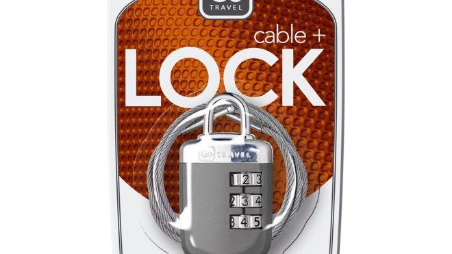 Go Travel Link Lock Combi