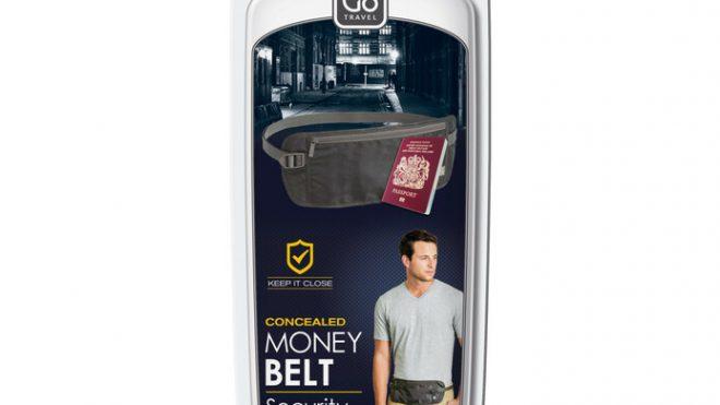 Go Travel Money Belt