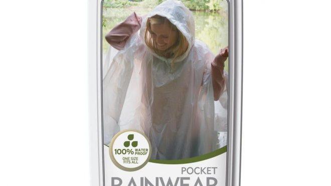 Go Travel Pocket Poncho