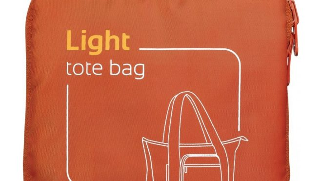 Go Travel Tote Bag (Light)